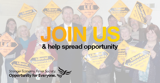 Join the Liberal Democrats