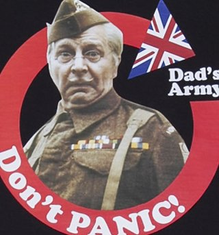 dont panic dads army