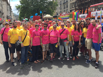 lib dems at pride 16