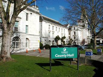 Surrey County Hall