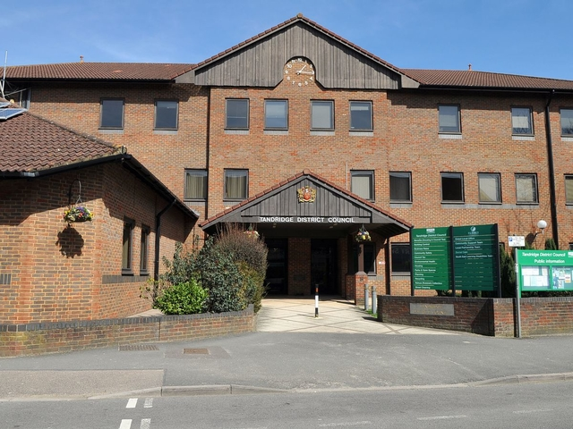 Tandridge District Council offices